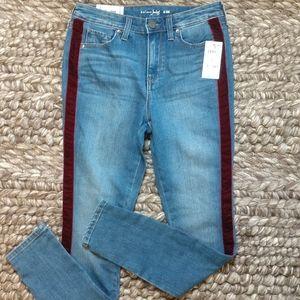 Maison Jules high rise  skinny jeans